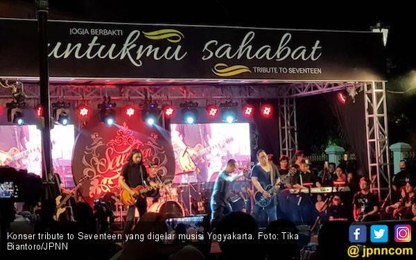 Musisi Yogyakarta Gelar Konser Persembahan untuk Seventeen - JPNN.com