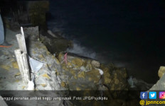 Tanggul Penahan Ombak Tinggi Rusak, Pemda Belum Perbaiki - JPNN.com