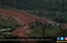 Innalillahi! Puluhan Rumah di Sukabumi Tertimbun Longsor - JPNN.com