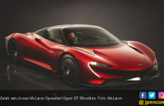 3 Kreasi Personalisasi McLaren Speedtail Hyper GT - JPNN.com
