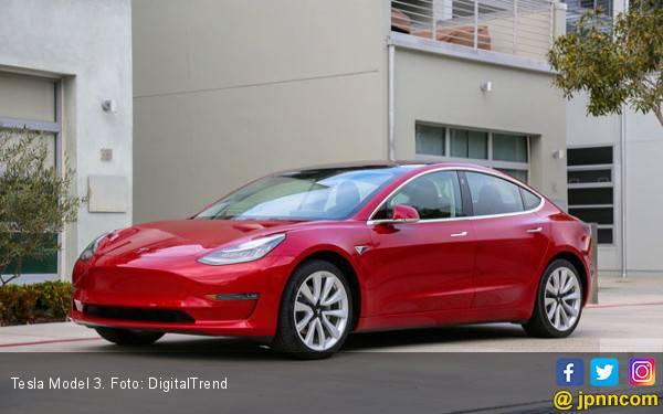 Tesla Model 3 Kini Bisa Mengaspal Lebih Jauh - JPNN.com