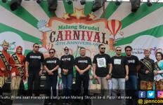 Teuku Wisnu Ikut Dorong Pariwisata Kota Malang - JPNN.com