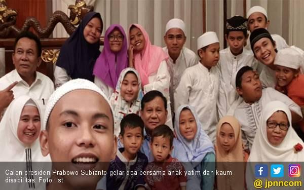 Begini Kegiatan Prabowo Habiskan Malam Pergantian Tahun - JPNN.com