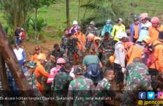 Longsor Sukabumi, 7 Hari Tanggap Darurat - JPNN.com