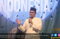 Rayakan Tahun Baru, Hanafi Rais Ajak Warga Zikir Bersama - JPNN.com