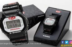 Koleksi Awal Tahun, Edisi Khusus G-Shock Honda Super Cub - JPNN.com