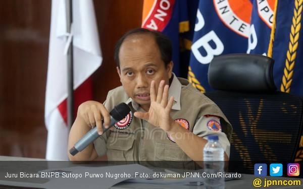 Pertanyaan Aneh Sutopo Purwo Nugroho ke Sahabatnya, di Hari – hari Terakhir - JPNN.com