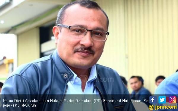 Ferdinand Demokrat Tepis Tuduhan Prabowo-Sandi Tak Mau Debat - JPNN.com