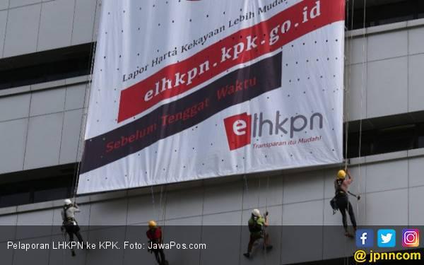 Maak! 256 Anggota Dewan Riau Belum Serahkan LHKPN ke KPK - JPNN.com