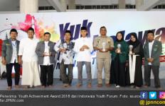 IYF Beri Penghargaan Buat Pemuda dan Tokoh Inspiratif 2018 - JPNN.com