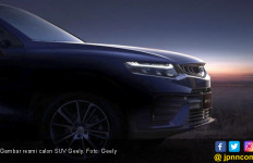 Geely Makin Serius Garap Segmen Mobil Listrik di Eropa - JPNN.com