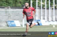 Pemain Asing Bali United Ini Batal Kembali ke Indonesia, nih Penyebabnya - JPNN.com