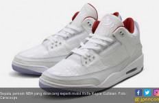 Pemain NBA Rancang Sepatu Basket Mirip Mobil Kesayangannya - JPNN.com