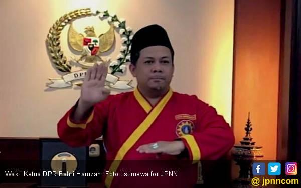 Fahri Hamzah Rupanya Tidak Diberitahu Surat Wasiat Prabowo - JPNN.com