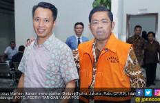 Katanya Semua Tahanan KPK Diborgol, kok Idrus Marham Tidak? - JPNN.com