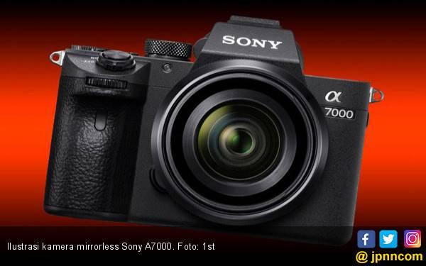 Intip Spesifikasi Kamera Sony A7000 - JPNN.com