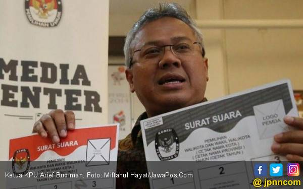 KPU Minta Polisi Usut Hoaks Penghitungan Suara di Luar Negeri - JPNN.com