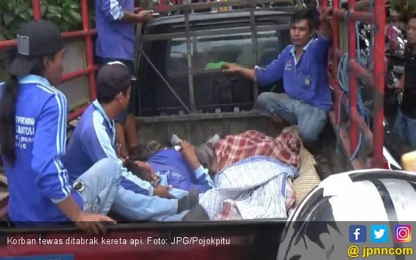 Saipul Tewas di Tabrak Kereta Api - JPNN.com