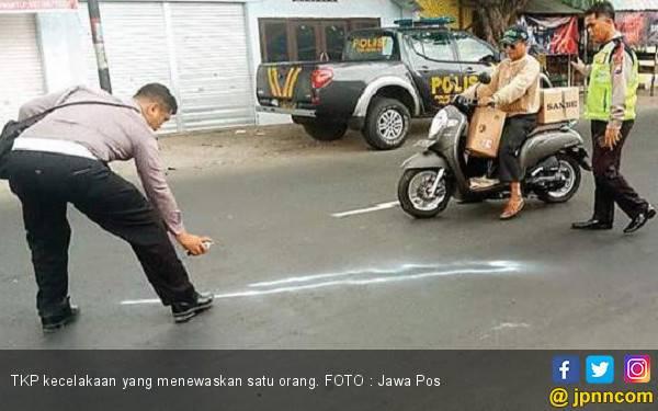 Satu Tahun, 657 Nyawa Melayang Akibat Kecelakaan di Jalan Raya - JPNN.com