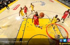 Cetak 44 Poin, Harden Bawa Rockets Menang OT Atas Warriors - JPNN.com