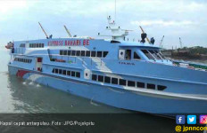 Mohon Maaf, Gelombang Tinggi Kapal Terpaksa Tunda Arus Balik - JPNN.com