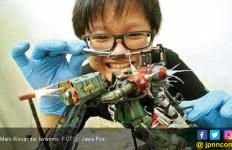 Siswa SMP Petra 1 Berhasil Kalahkan Legenda Asal Jepang - JPNN.com