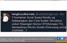 Polisi Dalami Dugaan Penyebaran Hoaks oleh Tengku Zulkarnain - JPNN.com