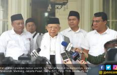 Mengawali 2019, Kiai Ma'ruf Menyambangi Ponpes di Bogor - JPNN.com