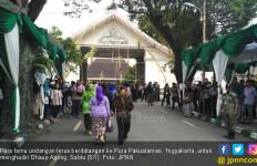 Suasana Terkini saat Dhaup Ageng di Pakualaman - JPNN.com