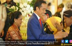 Jokowi: Dhaup Ageng Pernikahan Sakral di Tempat Sakral - JPNN.com