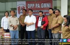 PA GMNI Kirim Bantuan untuk Korban Tsunami Banten - JPNN.com