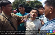 Perampok Toko Emas di Labura Dibekuk Usai Tabrak Pengendara - JPNN.com