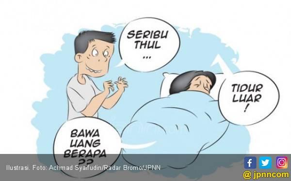 Istri Hanya Garang di Ranjang saat Suami Punya Uang - JPNN.com