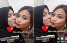 Gara-gara Jane Shalimar Hubungan Vanessa Angel dengan Ibu Tirinya tak Baik? - JPNN.com