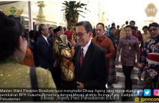 Dhaup Ageng: Doa Pak Boediono untuk Mas Suryo dan Mbak Shita - JPNN.com