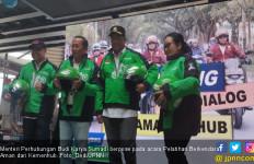 Driver Gojek Ikuti Pelatihan Berkendara Aman dari Kemenhub - JPNN.com