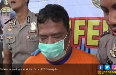 Pelaku Pemerkosa Anak Tiri Menangis Histeris Saat Ditangkap - JPNN.com