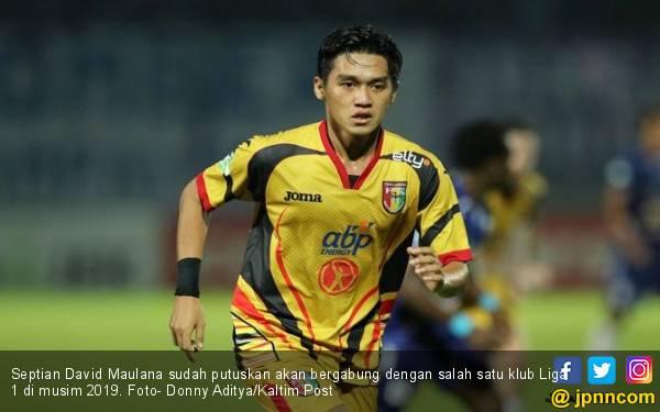 Septian David Maulana Semakin Dekat dengan PSIS Semarang - JPNN.com