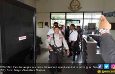 Empat Tersangka Korupsi AKN Ditahan Kejari Lubuklinggau - JPNN.com