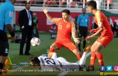 Piala Asia 2019: Tiongkok Cuma Menang Tipis dari Kirgizstan - JPNN.com