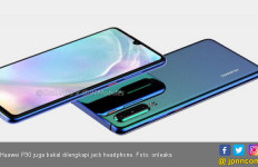 Huawei P30 Akan Disertai Jack Headphone - JPNN.com