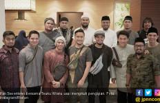 Ifan Seventeen Ikuti Pengajian Bareng Teuku Wisnu - JPNN.com