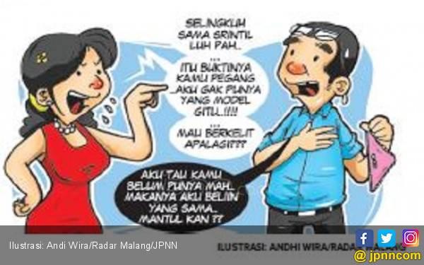 Janda Seksi Bikin Suami Tetangga Lupa Segalanya - JPNN.com