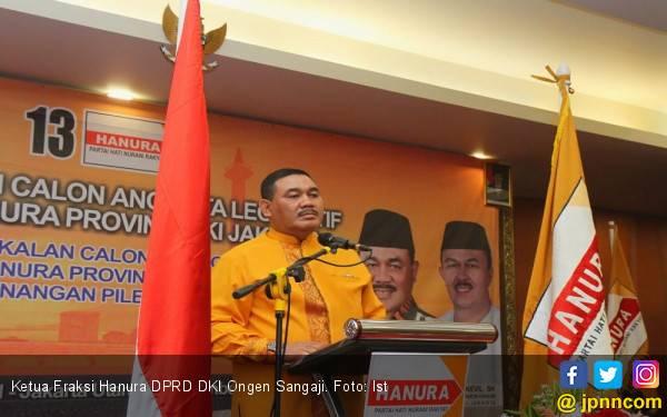 Hanura Nilai Kandidat Wagub DKI Pilihan PKS Tidak Layak - JPNN.com