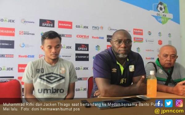 Bek Barito Putra Asal Medan Berharap Berjodoh dengan PSMS - JPNN.com