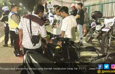 Makin Rajin Razia Balap Liar - JPNN.com