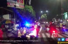 Para Pembalap Liar Kocar - Kacir Dikejar Polisi - JPNN.com