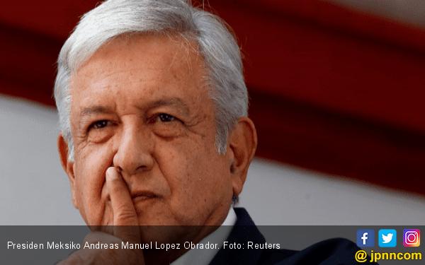 Ancaman Trump Bikin Presiden Meksiko Langgar Janji Kampanye - JPNN.com