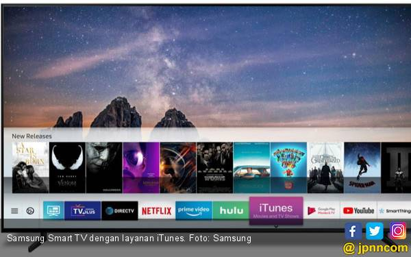 Di Segmen Elektronik, Samsung Tak Lagi Bersaing dengan Apple - JPNN.com