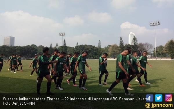 Timnas Indonesia U-22 Pindah Tempat Latihan ke Madya - JPNN.com